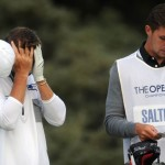 Lloyd Saltman vows to fight on after horror opening round at Muirfield